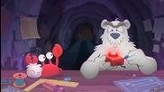Puffle Trouble С участието на Herbert P. Bear & Klutzy