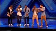 2-ри шанс за участниците - The X Factor Uk 2011 (второ прослушване, кръг 2)