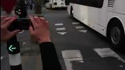 И Аякс изпусна трофея от автобуса си