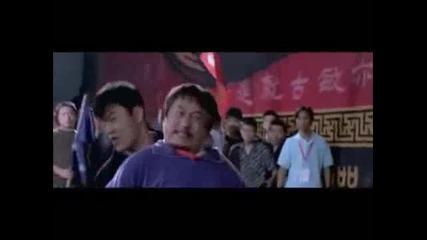 (бг превод) The karate kid (2010) Alternate Ending Mr Han vs Master Li