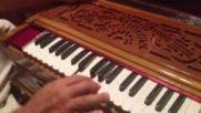 Harmonium Lesson 1 Krsna Japa das