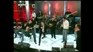 Giwrgos Mazwnakis & Thanasis Vasilopoulos