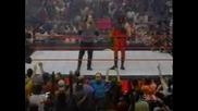 The Undertaker & Kane vs. Edge & Christian