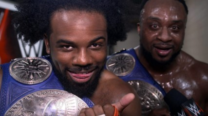 The New Day celebrate becoming six-time champs at WWE Extreme Rules: WWE.com Exclusive, July 14, 2019