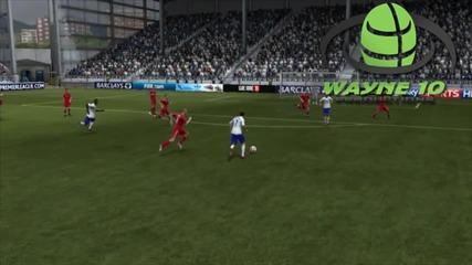 5 Strahotni gola na Fifa11