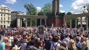 Austria: At least 300 participate in Immortal Regiment march in Vienna