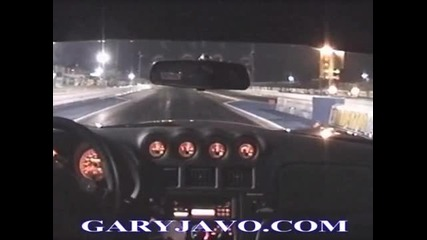 1000% Ненормален Dodge Viper twin turbo 1700hp drag race