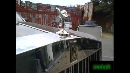 Rolls Royce Phantom в София
