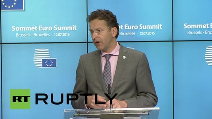 Belgium: 'Greek parliament will quickly legislate new measures' - Eurogroup President
