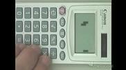 Как да пуснем игра на калкулатора
