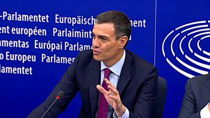 France: Spain PM Sanchez expresses regret over May's Brexit deal defeat