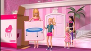 Barbie Life in the Dreamhouse Епизод 8 - Лепкава история Бг аудио