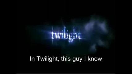 Edward Cullen Song