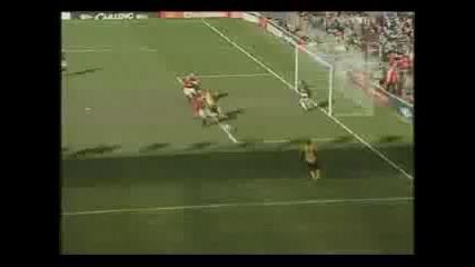 Man Utd 6 - Arsenal 1 (trashing )