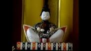 Кукли от чисто злато на изложение в Япония
