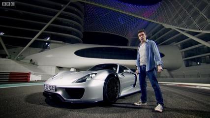 Porsche 918 Spyder - Top Gear