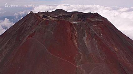 Най-красивите вулкани на света