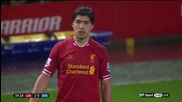 (2014) Ливърпул смаза Евертън (4-0) Sturridge - 2nd Goal