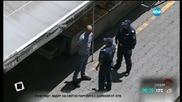 Полицейски патрули нарушават правилата за движение по пътищата