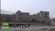 Yemen: Ministry of Defense HQ hit in latest Saudi-led airstrikes in Sanaa
