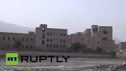 Yemen: Ministry of Defense HQ hit in latest Saudi-led airstrikes in Sanaa