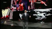 W W E Monday Night Raw Hell in a Cell W W E Championship Contract Signing The Decision