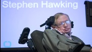 Stephen Hawking Wants to Trademark His Name