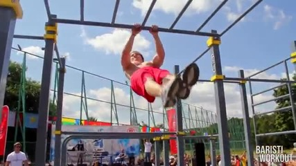 Street Workout Световен шампионат 2014