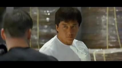 Jackie Chan fight - Skillet - Monster