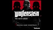 Wolfenstein The New Order Soundtrack - Kybernetik