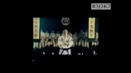 Смешна Реклама - Каратист и Канабис - Лоша Комбинация