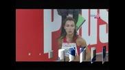 Пет стотни разделиха Ивет Лалова от финал на 200 м