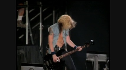 You Could Be Mine - Guns N Roses (live in Tokyo 92)