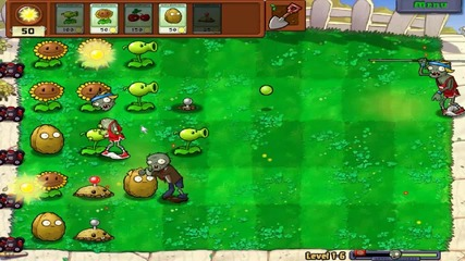 Plants Vs Zombies - My Gameplay - Part4 [hd]