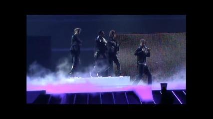 Русия 1-ва репетиция Евровизия 2011 Alexej Vorobjov - като стигнеш