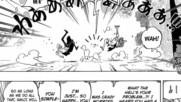 One Piece Manga - 857 Rook