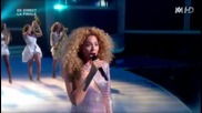 Н о в о! Beyonce - Best Thing I Never Had ! Live @ X Factor France * H D *