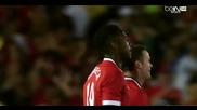 Дани Уелбек с гол срещу Ла Галакси /приятелски мач - 23.07.14/