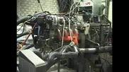 Тест На Lingenfelter Corvette Двигател
