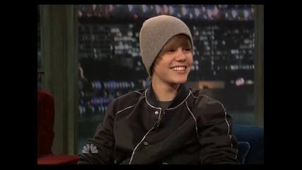 Justin Bieber - Песничка за Джъстин