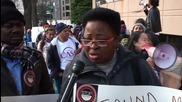 USA: Hundreds protest alleged migrant deportation plans in D.C.