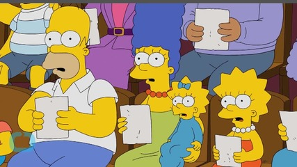 Homer and Marge are Splitting up on 'The Simpsons'