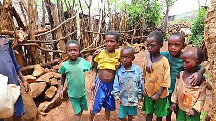 Какво учат децата на племето Консо (
