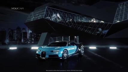 Световна премиера, нoвият Bugatti Chiron! Mаксимална скорост от 450 км/ч, 1500 к.с. !