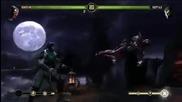 E3 Mortal Kombat 9 Gameplay