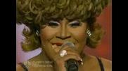 Само го вижте Мъжът Който Имитира Tina Turner [proud Mary]: America Got Talent 2008