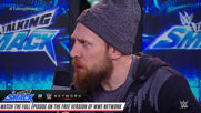 Bryan to battle Uso in a high-stakes Steel Cage showdown: WWE Talking Smack, Feb. 27, 2021