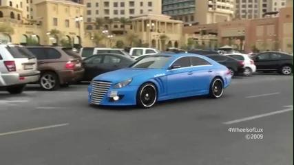 Дали не е прелестен този Mercedes