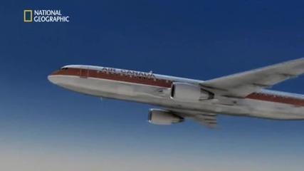 Разследване На Самолетни Катастрофи - Полет - Чудо ( Бг Аудио )
