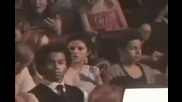 Selena Gomez Jonas Brothers Corbin Bleu and Vanedssa Hudgens behind the scenes at Teen Choice